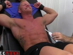 Sucking a guys big toe photos straight gay Johnny Gets Tickled Naked
