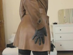Leather Fetish at Clips4sale