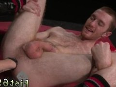Nudist young fisting and young fist vid gay Seamus O'Reilly waits - rump