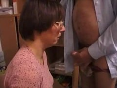 Celebrity BBC for french mature