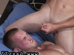 Straight men sucking cock of other straight men gay As Jamie worked his
