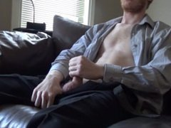 Playing With My Ass And Shooting Lots Of Cum For Katherine -- JohnnyIzFine