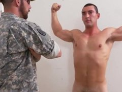 Army muscle porn and tgp gay military Extra Training for the Newbies