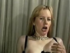Asian French Blond Mature