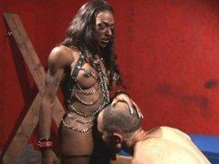 Mistress Natalia Coxx Punishes Guy
