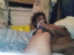 asian shoe licking