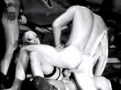 hot punk music video