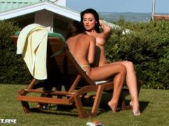 Fun in the Sun with Aletta Ocean, Cindy Hope and Eve Angel