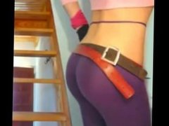 POV! Big Round Sexy Juicy Butts in yoga pants
