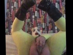 Doll face simpsons hard anal fetish sex part 2