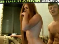 www.cbsluts.com - 18year girl with hot boy