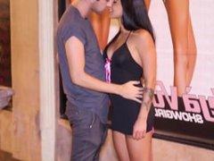 Kissing Prank - STRIPPER EDITION PRANKINVASION