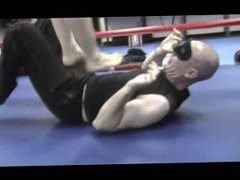 wrestling with trample practice