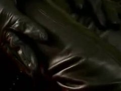 Leather Gloved Dominatrix POV