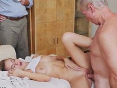 Natali blond solo and luscious blonde Molly Earns Her Keep