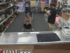 Asian perky tits and public strip and lick Muscular Chick Spreads Eagle