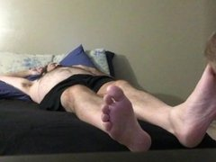Father And Son Foot Fetish Feet Play Dad & Son Feet Sniffing Foot Sniff
