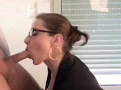 Office fetish mpv