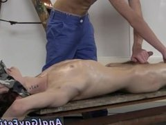 Young gay boys bondage anal and gay toys bondage barely legal He's one