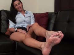 Autumn Feet Joi
