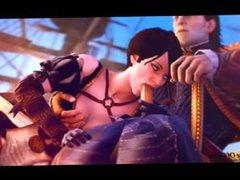 Witcher HD: Hidden Triss, Ciri and Yennefer Scenes XXX