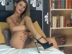 Nellie Loves Getting Naked And Horny