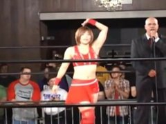 Ayumi Kurihara vs. Madison Eagles