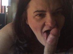 Milf Loves Sucking Cock II