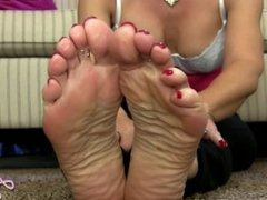 Milf Nikki Ashton Feet