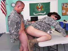 military male naked gay Yes Drill Sergeant!