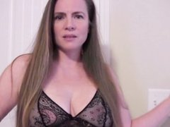 Mommy/Son Blowjob and Tit Fucking