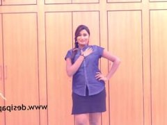 Swathi Naidu Sexy Telugu Indian Babe HD Video