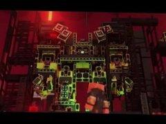 Dragonhearted - A Minecraft Original Music Video