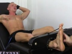 Teen gay dirty and hardly sex photos first time Cristian Tickled In The