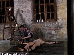 Male bondage dick polish and bondage gay twinks movies Chained to the