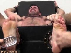 Old and young gay foot movie first time Billy Santoro Ticked Naked