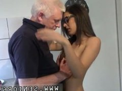 Old couple fucking first time But she wants a rock-hard pipe and she