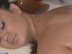 Jasmine Gets Her Pussy Massage By Hard Dick
