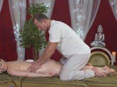 Nana Enjoys A Massage And A Hard Dick At The Spa