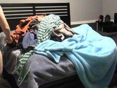 Eaten by laundry