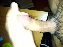 Cum after prostate massage