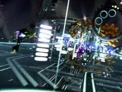 Final Fantasy XIII Cocoon Under Siege Scene