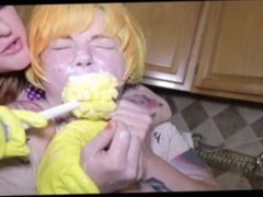 Dirty Mouths Must Be Soaped - Extreme Mouthsoaping DVD trailer