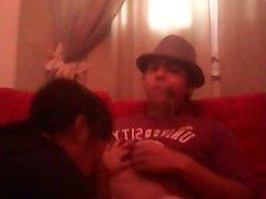 Me fumo una pipa mientras me la chupan, relax total.