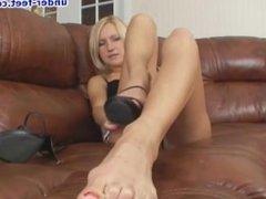 Goddess Lera Sexy Toes