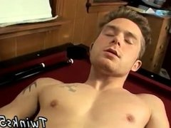 Feet young boy gay porn first time He's on the pool table jerking up a