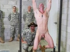 Army men sex movieture and gay gangbangs at the army Good Anal Training