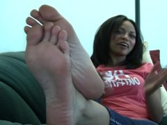 Asia's Candid Stinky Soles Part 4