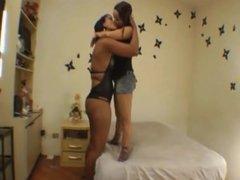 brazilian hot kiss