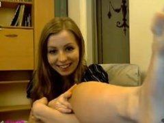 webcam feet goddess